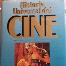 Libros de segunda mano: HISTORIA UNIVERSAL DEL CINE PLANETA . 1990- 10 VOLUMENES . PRECINTADO. Lote 68757033
