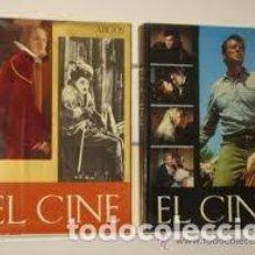 Libros de segunda mano: EL CINE COMPLETA EDITORIAL ARGOS 2 TOMOS 1966. Lote 69390677