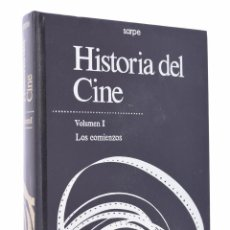 Libros de segunda mano: HISTORIA DEL CINE. VOLUMEN I. LOS COMIENZOS - VV.AA.. Lote 69453001