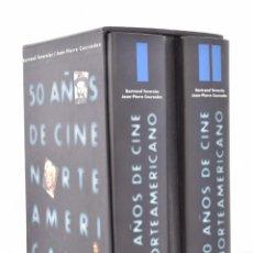 Libros de segunda mano: 50 AÑOS DE CINE NORTEAMERICANO, TOMO 1 Y TOMO 2 - TAVERNIER, BERTRAND / COURSODON, JEAN-PIERRE. Lote 75552042