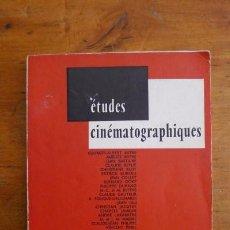 Libros de segunda mano: ÉTUDES CINÉMATOGRAPHIQUES ; 22-23 ; 1ER TRIMESTRE 1963 : LUIS BUÑUEL. 2 / GEORGES-ALBERT ASTRE, AMÉD. Lote 70145441