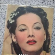 Libros de segunda mano: MARIA MONTEZ, LA REINA DEL TECNICOLOR (CINE, CANARIAS, HOLLYWOOD) EXCELENTE ESTADO. Lote 186023427