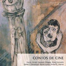 Libros de segunda mano: CONTOS DE CINE. VARIOS AUTORES. Lote 71768583