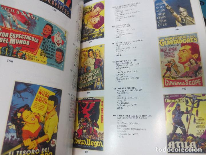 Libros de segunda mano: SUBASTA ESTRAORDINARIA CARTELES DE CINE ANTIGUOS 7 DE JUNIO DE 2001 - Foto 5 - 71802155