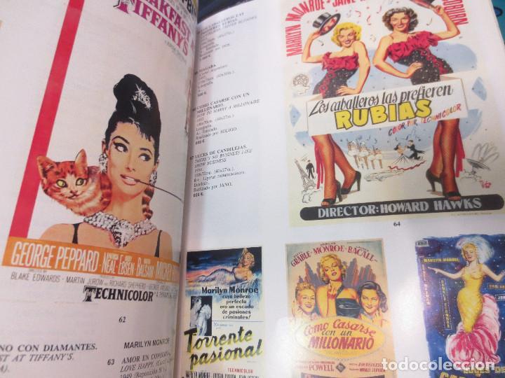 Libros de segunda mano: SUBASTA ESTRAORDINARIA CARTELES DE CINE ANTIGUOS 7 DE JUNIO DE 2001 - Foto 6 - 71802155