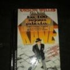 Libros de segunda mano: LAS 100 MEJORES PELICULAS - JOHN COBAL - KOBAL. Lote 72363291