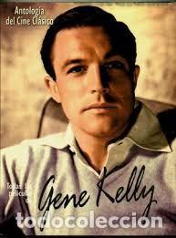 TODAS LAS PELÍCULAS DE GENE KELLY. ANTOLOGÍA DEL CINE CLÁSICO (Libros de Segunda Mano - Bellas artes, ocio y coleccionismo - Cine)