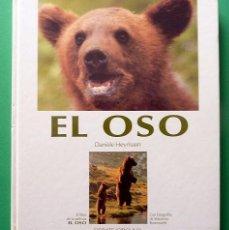 Libros de segunda mano: EL OSO - DANIÈLE HEYMANN - EL LIBRO DE LA PELÍCULA DE JEAN-JACQUES ANNAUD - DEBATE - 1988 - NUEVO. Lote 73588707