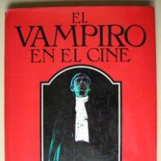 Libros de segunda mano: EL VAMPIRO EN EL CINE, AUTOR: DAVID PIRIE - 1977. Lote 75557903