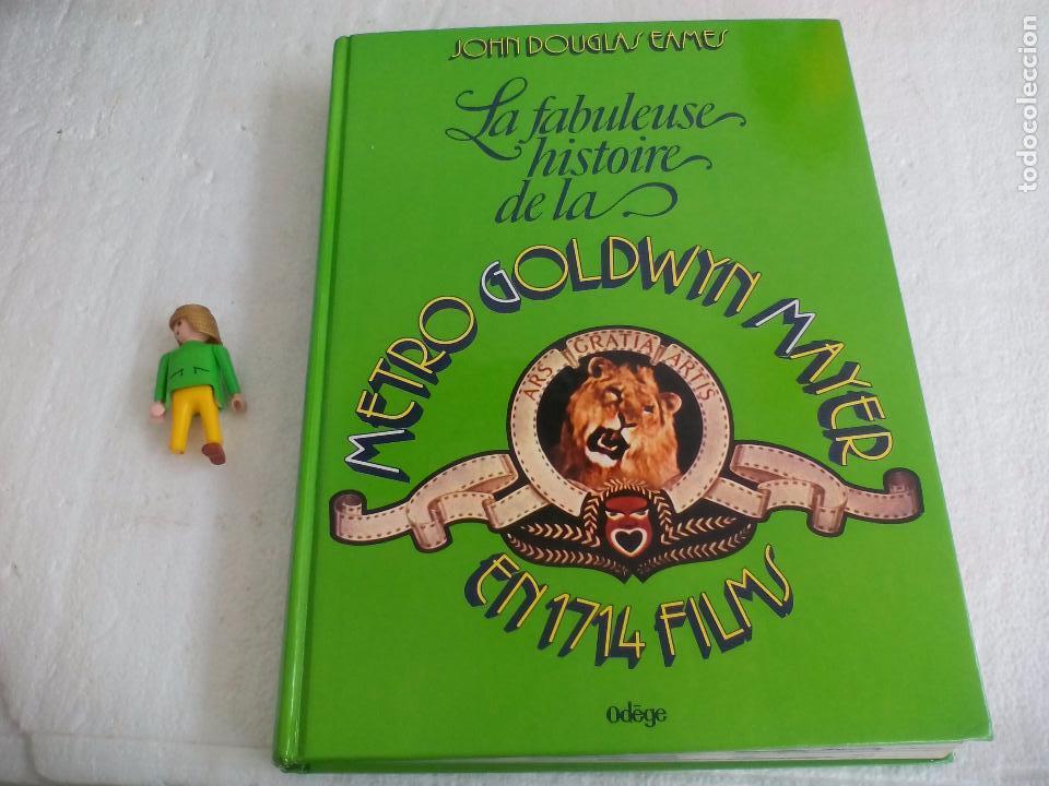 Libros de segunda mano: La Fabuleuse Histoire de la Metro Goldwyn Mayer en 1714 films. 1977.Libro en francés de cine años 30 - Foto 3 - 76747859