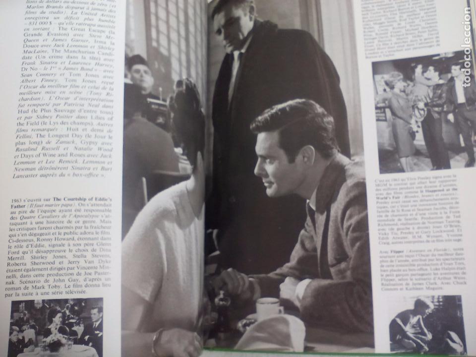 Libros de segunda mano: La Fabuleuse Histoire de la Metro Goldwyn Mayer en 1714 films. 1977.Libro en francés de cine años 30 - Foto 5 - 76747859