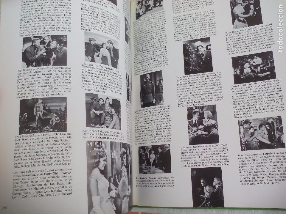 Libros de segunda mano: La Fabuleuse Histoire de la Metro Goldwyn Mayer en 1714 films. 1977.Libro en francés de cine años 30 - Foto 6 - 76747859
