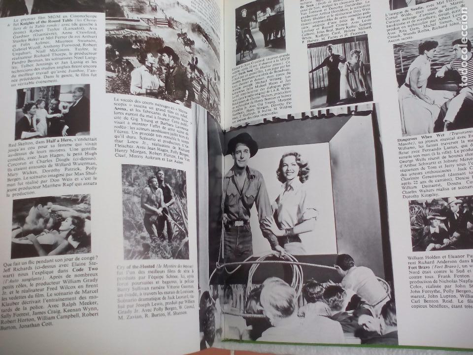 Libros de segunda mano: La Fabuleuse Histoire de la Metro Goldwyn Mayer en 1714 films. 1977.Libro en francés de cine años 30 - Foto 7 - 76747859