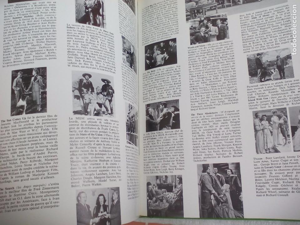 Libros de segunda mano: La Fabuleuse Histoire de la Metro Goldwyn Mayer en 1714 films. 1977.Libro en francés de cine años 30 - Foto 8 - 76747859