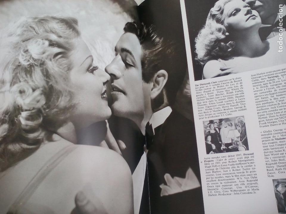 Libros de segunda mano: La Fabuleuse Histoire de la Metro Goldwyn Mayer en 1714 films. 1977.Libro en francés de cine años 30 - Foto 10 - 76747859