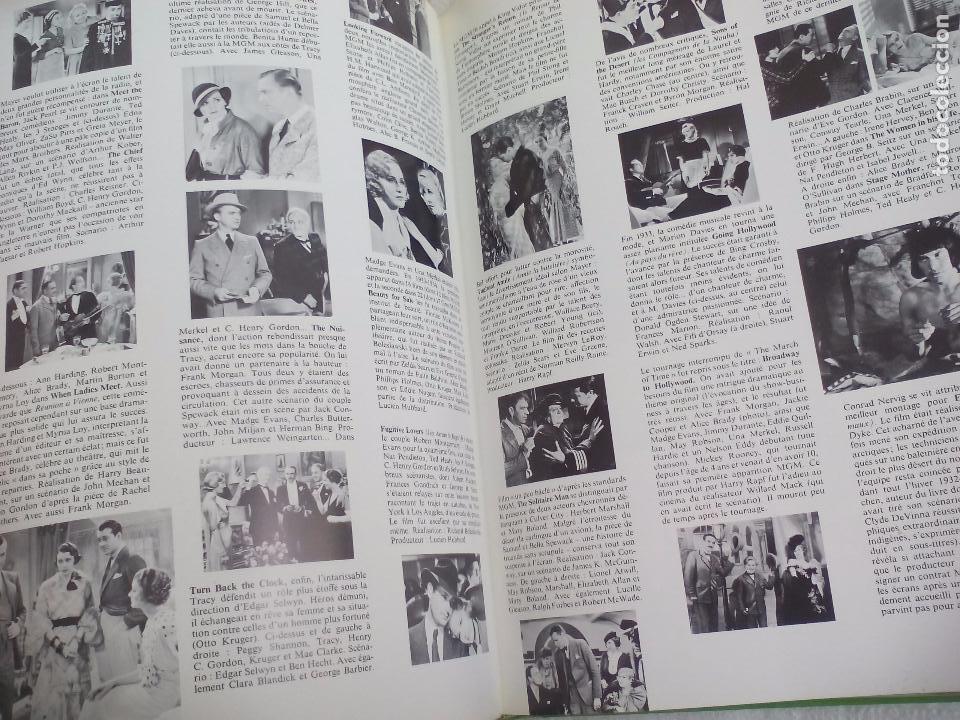 Libros de segunda mano: La Fabuleuse Histoire de la Metro Goldwyn Mayer en 1714 films. 1977.Libro en francés de cine años 30 - Foto 11 - 76747859