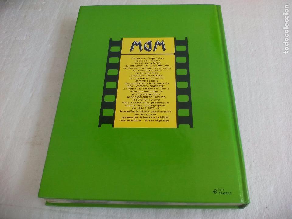 Libros de segunda mano: La Fabuleuse Histoire de la Metro Goldwyn Mayer en 1714 films. 1977.Libro en francés de cine años 30 - Foto 14 - 76747859
