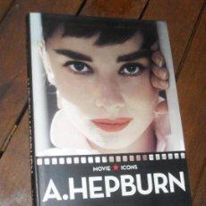 Libros de segunda mano: AUDREY HEPBURN - TASCHEN. Lote 78274657
