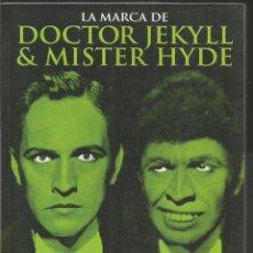 Libros de segunda mano: LA MARCA DE DOCTOR JEKYLL & MISTER HYDE. AA.VV.. Lote 78315697