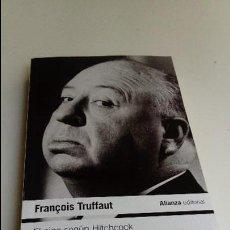Libros de segunda mano: EL CINE SEGÚN TRUFFANT, FRANCOIS TRUFFANT, ALIANZA EDITORIAL. 375 GRAMOS. ENVÍO ORDINARIO 2,20€. Lote 79276125