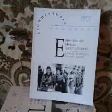Libros de segunda mano: LOTE 13 NÚMEROS REVISTA CINE FILM HISTORIA. ÍNDICES, EN LAS FOTOS.. Lote 79524669