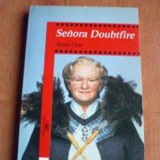 Libros de segunda mano: LIBRO: SEÑORA DOUBTFIRE *IMPECABLE*. Lote 79915301
