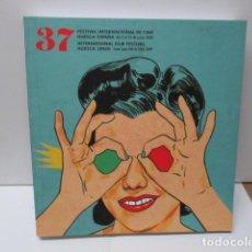 Libros de segunda mano: 37 FESTIVAL INTERNACIONAL DE CINE DE HUESCA. Lote 80902347