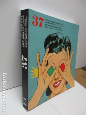 Libros de segunda mano: 37 FESTIVAL INTERNACIONAL DE CINE DE HUESCA - Foto 2 - 80902347