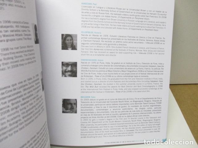 Libros de segunda mano: 37 FESTIVAL INTERNACIONAL DE CINE DE HUESCA - Foto 4 - 80902347