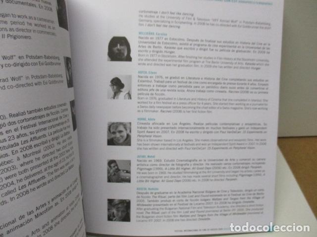 Libros de segunda mano: 37 FESTIVAL INTERNACIONAL DE CINE DE HUESCA - Foto 5 - 80902347