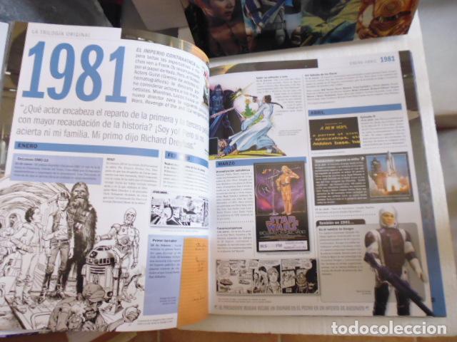 Libros de segunda mano: STAR WARS AÑO A AÑO-CRONICA VISUAL-PLANETA DE AGOSTINI -300PAG -2014 - Foto 4 - 81924072