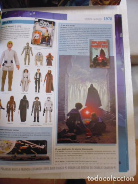 Libros de segunda mano: STAR WARS AÑO A AÑO-CRONICA VISUAL-PLANETA DE AGOSTINI -300PAG -2014 - Foto 6 - 81924072
