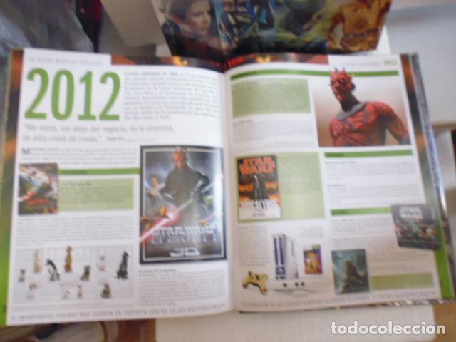 Libros de segunda mano: STAR WARS AÑO A AÑO-CRONICA VISUAL-PLANETA DE AGOSTINI -300PAG -2014 - Foto 8 - 81924072