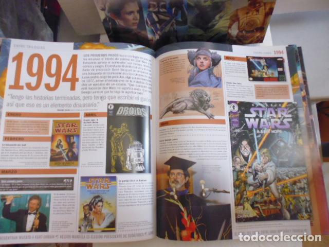 Libros de segunda mano: STAR WARS AÑO A AÑO-CRONICA VISUAL-PLANETA DE AGOSTINI -300PAG -2014 - Foto 9 - 81924072