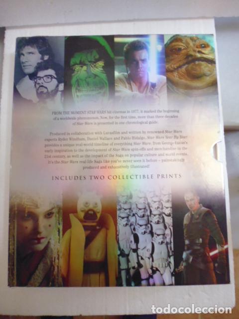 Libros de segunda mano: STAR WARS AÑO A AÑO-CRONICA VISUAL-PLANETA DE AGOSTINI -300PAG -2014 - Foto 10 - 81924072