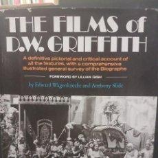Libros de segunda mano - THE FILMS OF D.W.GRIFFITH. 276 PÁGINAS. ILUSTRADO CON MÁS DE 400 FOTOGRAFIAS. EN INGLÉS. - 82466684