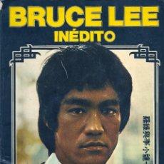Libros de segunda mano: LIBRO BRUCE LEE INEDITO.PEQUEÑO DRAGON. ARTES MARCIALES. AÑOS 70. KUNG FU. Lote 83952000