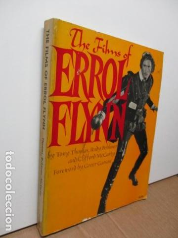 Libros de segunda mano: The Films of Errol Flynn (en Ingles) - DIFICIL - Foto 3 - 84667252