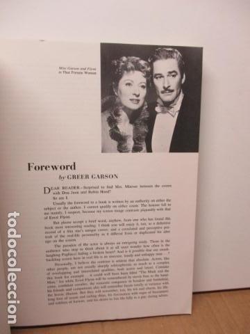 Libros de segunda mano: The Films of Errol Flynn (en Ingles) - DIFICIL - Foto 13 - 84667252
