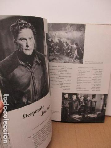 Libros de segunda mano: The Films of Errol Flynn (en Ingles) - DIFICIL - Foto 15 - 84667252