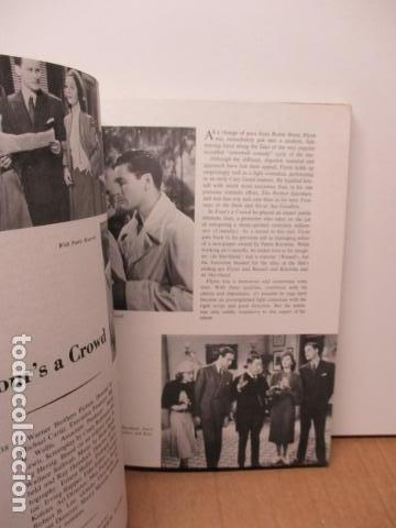 Libros de segunda mano: The Films of Errol Flynn (en Ingles) - DIFICIL - Foto 18 - 84667252