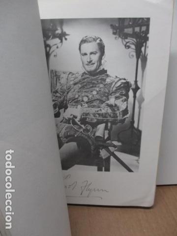 Libros de segunda mano: The Films of Errol Flynn (en Ingles) - DIFICIL - Foto 22 - 84667252
