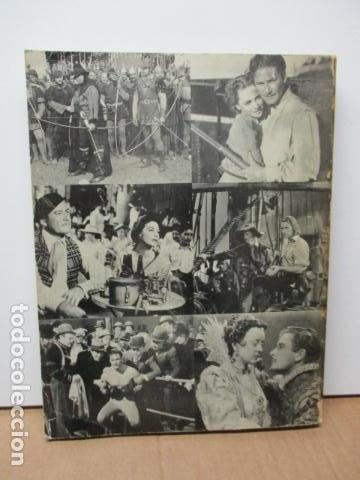 Libros de segunda mano: The Films of Errol Flynn (en Ingles) - DIFICIL - Foto 24 - 84667252