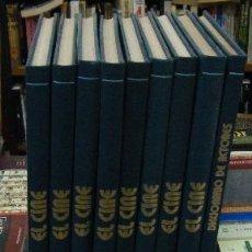 Libros de segunda mano: EL CINE. ENCICLOPEDIA DEL 7º ARTE. 8 TOMOS + DICCIONARIO DE ACTORES A-CI-683. Lote 87513764