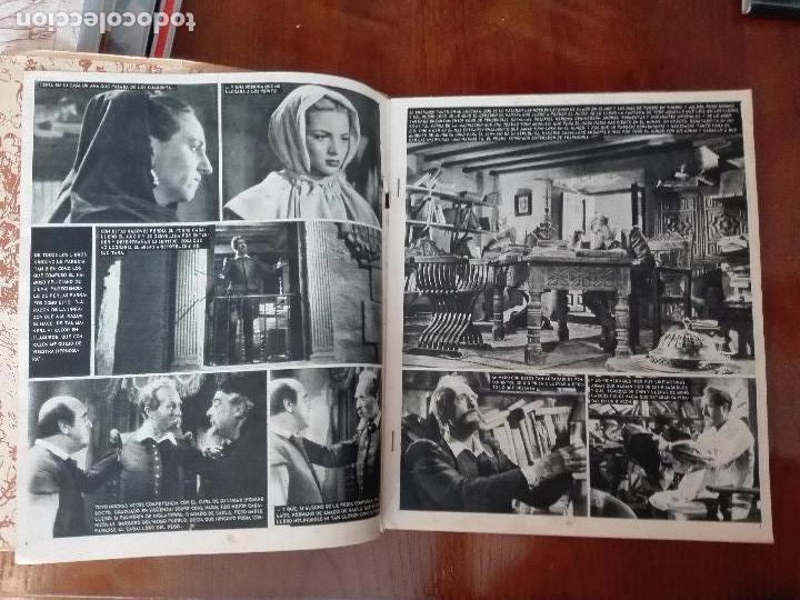 Libros de segunda mano: DON QUIJOTE DE LA MANCHA - FOTONOVELA DE LA PELICULA DE RAFAEL RIVELLES Y JUAN CALVO - Foto 2 - 88733672