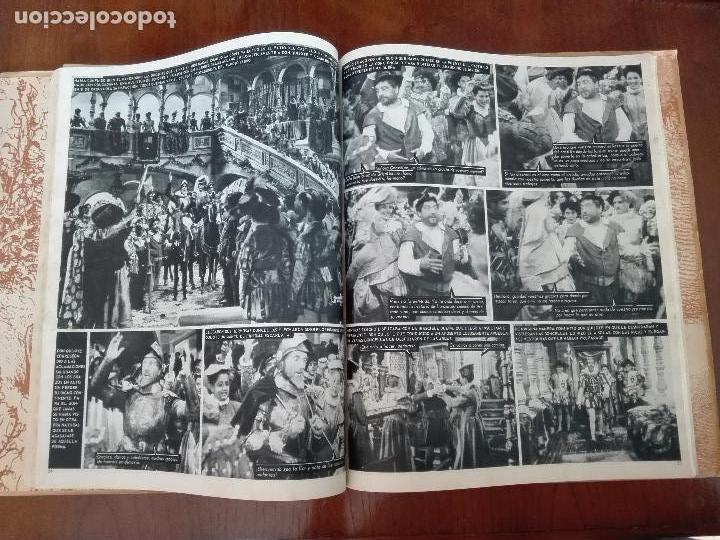 Libros de segunda mano: DON QUIJOTE DE LA MANCHA - FOTONOVELA DE LA PELICULA DE RAFAEL RIVELLES Y JUAN CALVO - Foto 4 - 88733672
