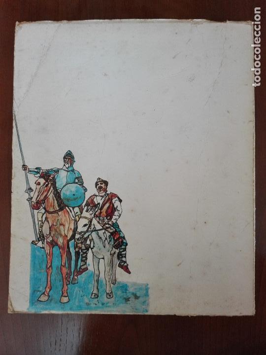 Libros de segunda mano: DON QUIJOTE DE LA MANCHA - FOTONOVELA DE LA PELICULA DE RAFAEL RIVELLES Y JUAN CALVO - Foto 5 - 88733672