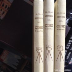 Libros de segunda mano: HISTORIA DEL,CINE. Lote 88745414