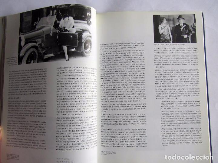 Libros de segunda mano: Caballero D´Arrast. Jose Luis Boreau. Filmoteca vasca y Festival Intern. Cine de San Sebastián 1990 - Foto 7 - 88847892