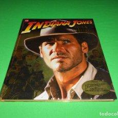 Libros de segunda mano: INDIANA JONES ( GUIA VISUAL ) - SM - JAMES LUCENO - LUCAS FILM - ARCA PERDIDA - TEMPLO MALDITO .... Lote 89489360